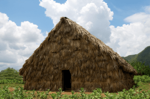 Tobacco Drying House in Viñales, Cuba by Ralph Velasco